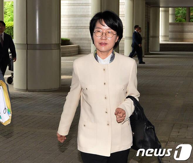 박선숙 국민의당 의원© News1 이재명 기자