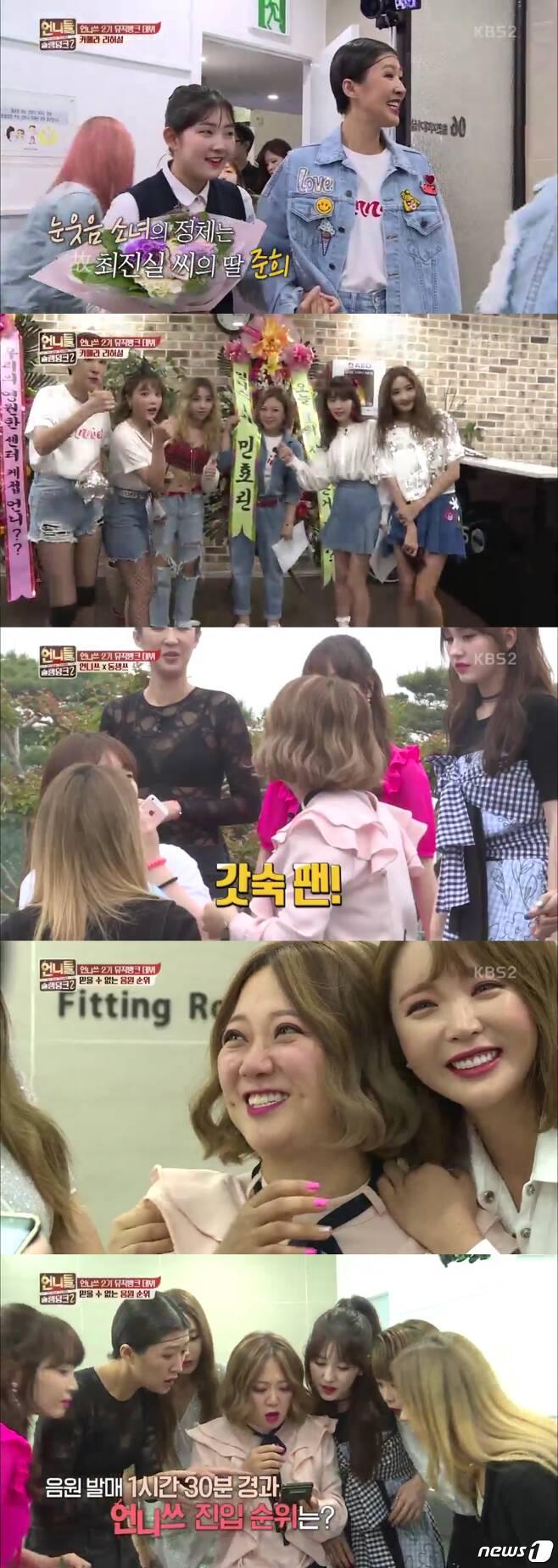 '언니들의 슬램덩크' 방송 캡처 © News1