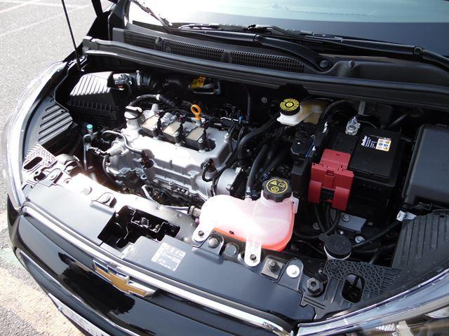 깨끗한 엔진룸을 바라보는 즐거움이란! 새차가 좋은 몇 가지 이유다.