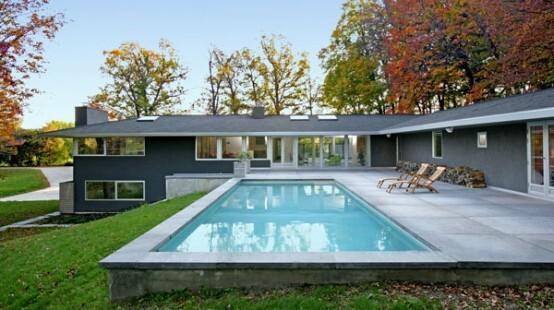 현대 하우스 디자인 전원주택 인테리어 사진 :: 아르떼 건축 ...