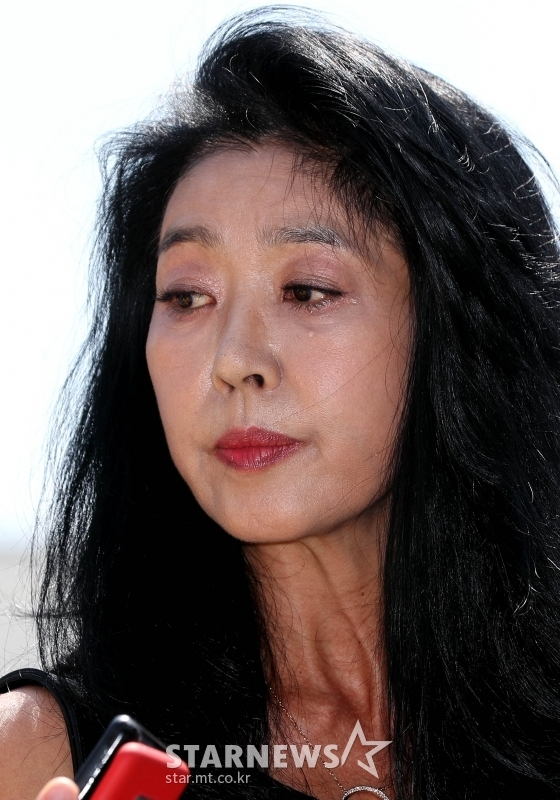 김부선, 정인이 사건에 분노..