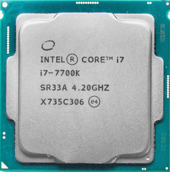 인텔 Core i7 6700K vs i7 7700K 비교