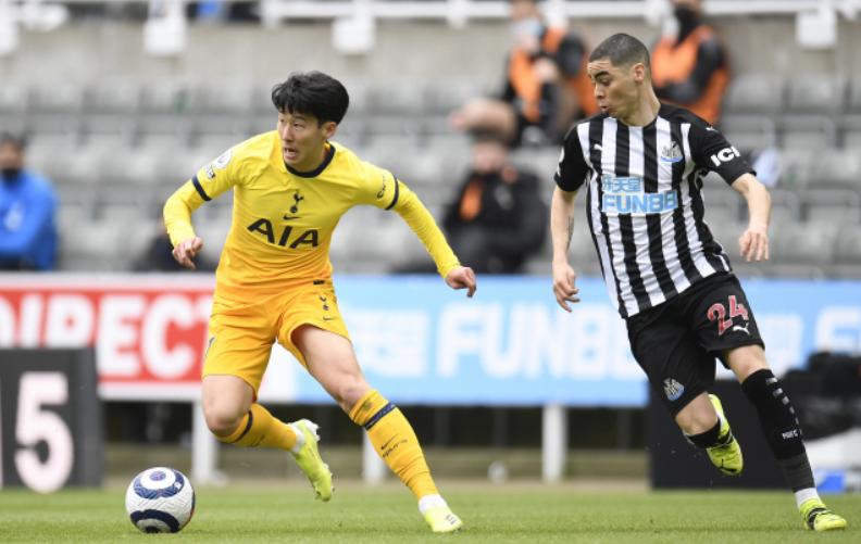 4월 5일 이슈: '손흥민 부상 복귀전' 토트넘, 뉴캐슬과 2-2 무승부