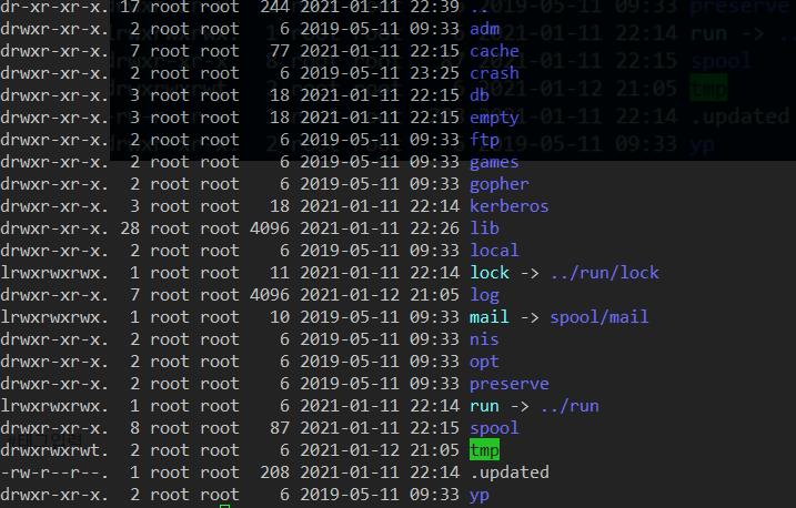 자주 쓰이는 리눅스 기본 명령어(계속 업뎃중)
