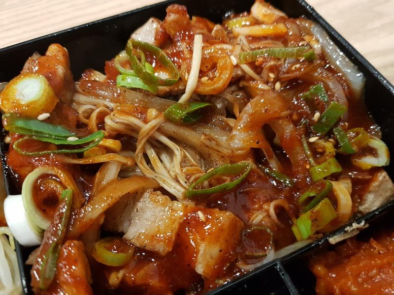 1인 삼겹, 보쌈을 즐길 수 있는 혼밥 맛집, 싸움의 고수 부산 시청점