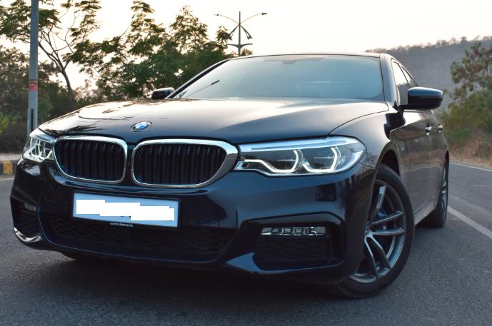 BMW 530D M-Sport _ 시승기, 리뷰
