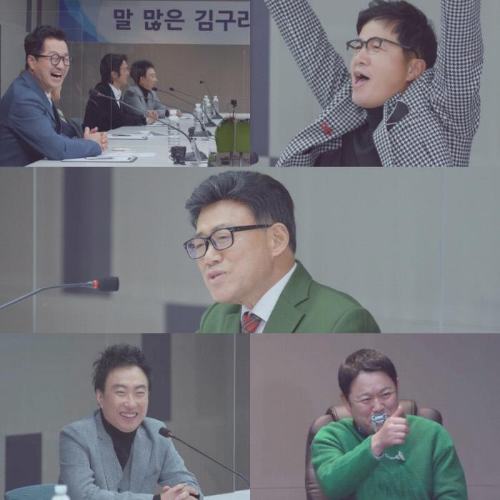 """'개뼈다귀' 박명수 """"조영구는 철새 연예인"""" 직격탄"""