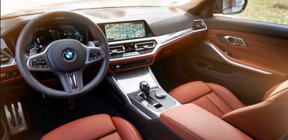 BMW 330e 하이브리드 (2020) 리뷰