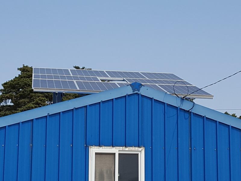 3kw 태양광 설치
