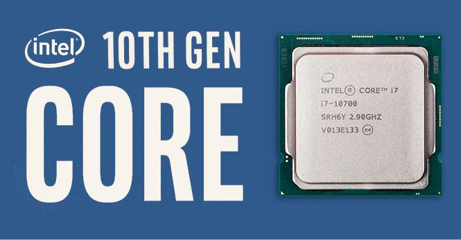 인텔 Core i7-10700 리뷰 : K  없이 오버클럭