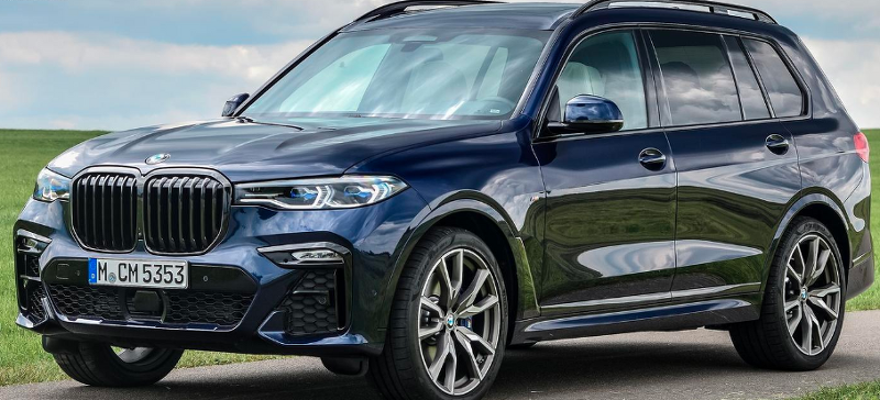 BMW X7 M50i (2020) 리뷰 : 가격, 엔진, 디자인, 리스비용