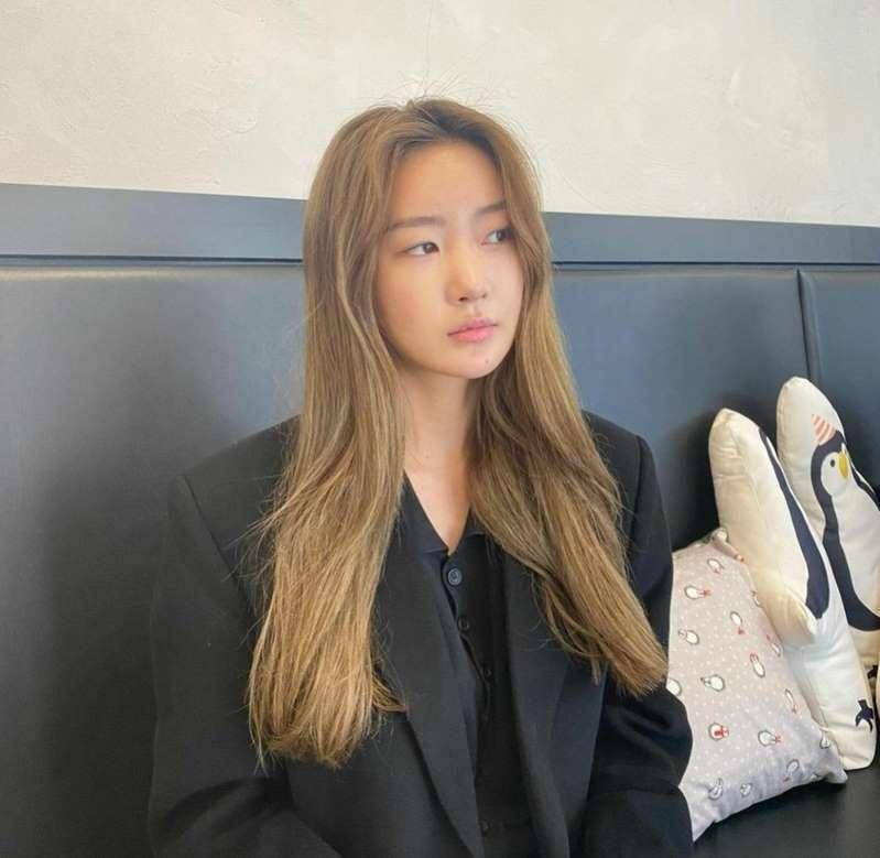 """달수빈, 내추럴한 미모 근황에…배윤정 """"점점 예뻐지는군"""""""