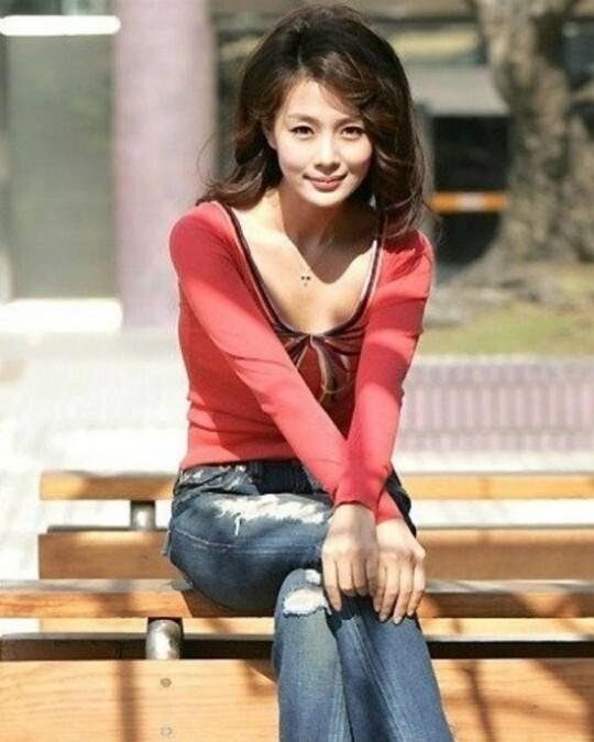 김원희, 16년전 너무 섹시한 사진..