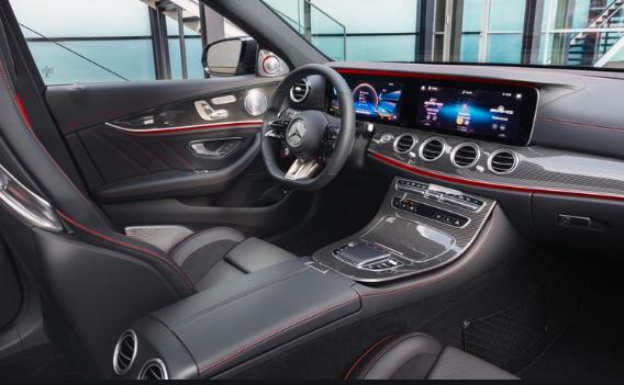 Mercedes 벤츠 AMG E53 리뷰