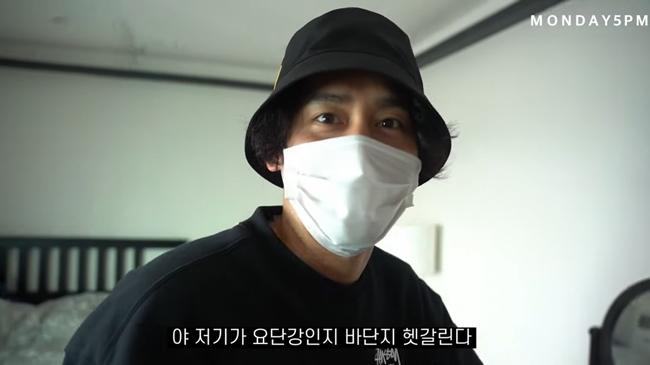 """클릭비 김상혁, 오션뷰 숙소서 지내는 근황 """"서울은 상상 못할 월세""""(억울왕)"""