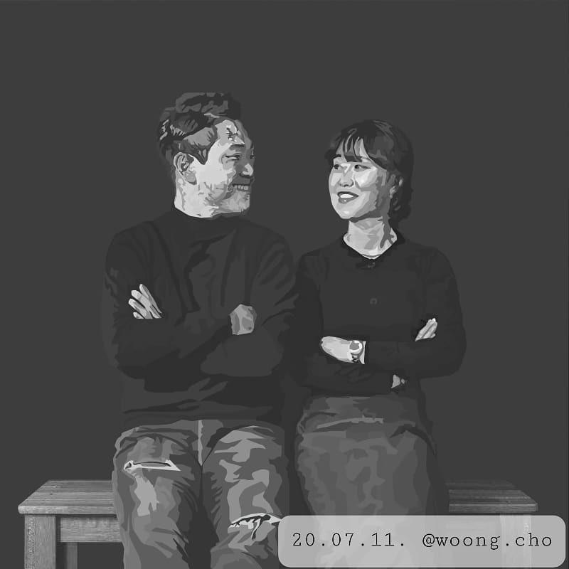 20.07.11. 결혼한 커플 사진