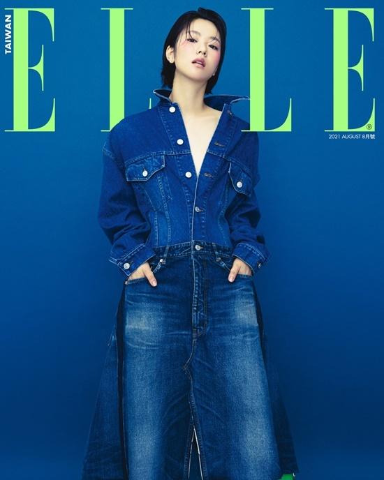 전여빈, 다채로운 비주얼.. 패션지 커버로 뽐낸 '대체 불가 매력'!! (화보)