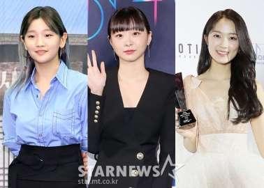 박소담·김다미·김혜윤, 청춘들의 전성시대