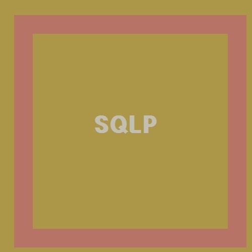 정식으로! SQLP 기대되...