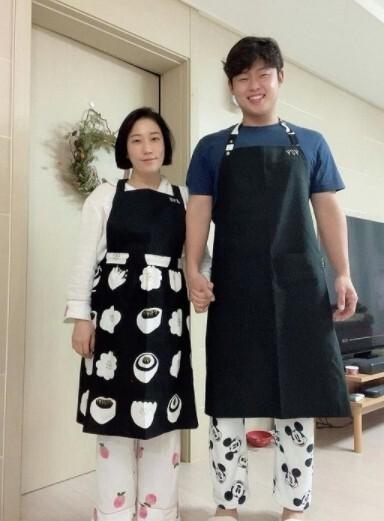 """김영희, 10살 연하 남편과 진료 후 멘붕 """"나이 차이 안 나 보여 자만했는데"""""""