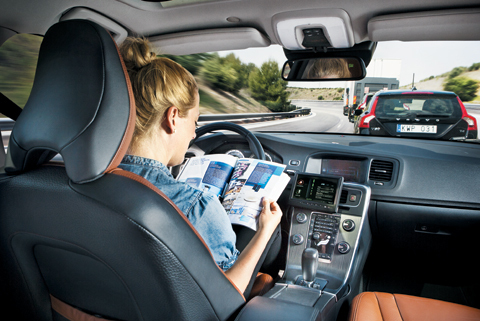 자율주행자동차 진짜 스스로 운전하나?