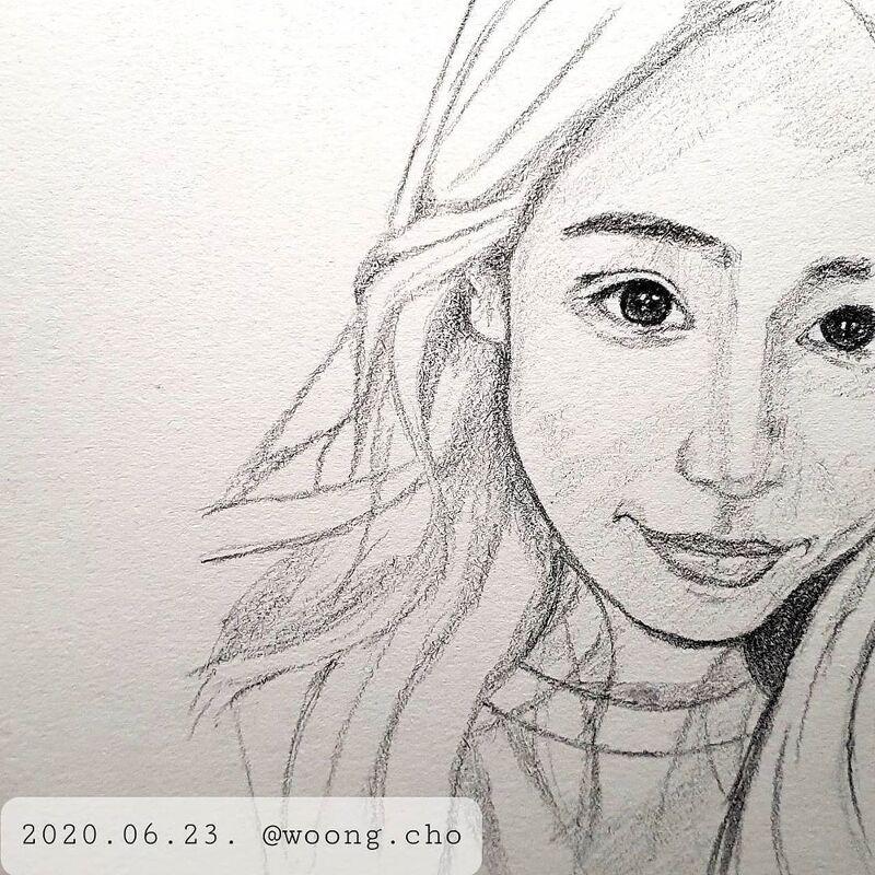 200623 퀵 드로잉 손 그림