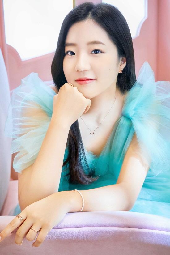 삐약이 신유빈, 사랑스러운 소녀 [화보]