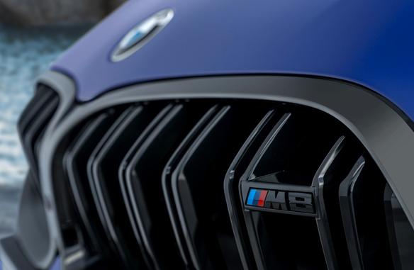 2020 BMW M8 4WD 리뷰