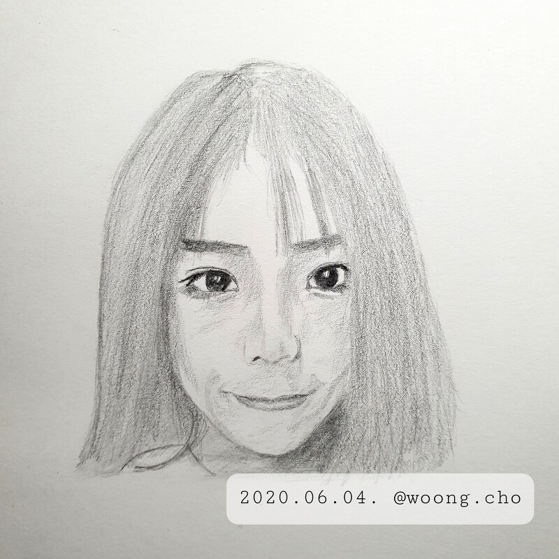 2020.06.04. drawing her