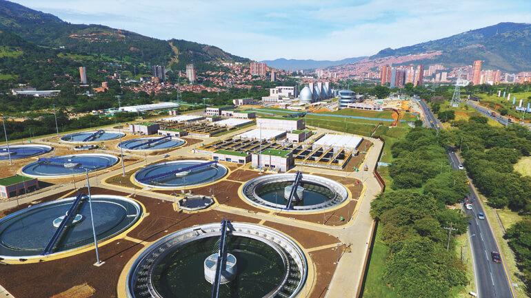 [현장탐방] 현대건설 첫 콜롬비아 진출 프로젝트 ''베요 하수처리장 현장'