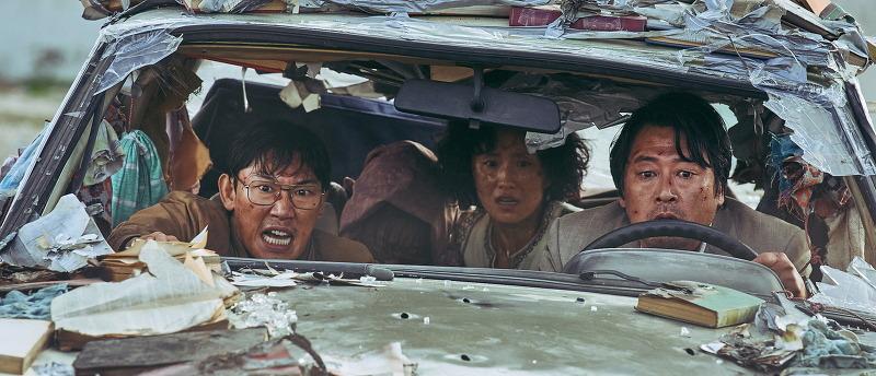 영화 '모가디슈'  리뷰, 기대 이상의 영화(스포 X)