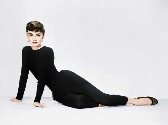 패션의 바이블 : 오드리 헵번의 클래식 스타일