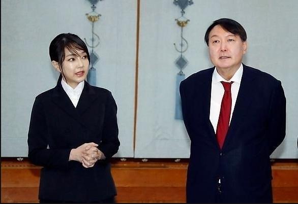 윤석열 와이프 김건희 나이 재산 직업