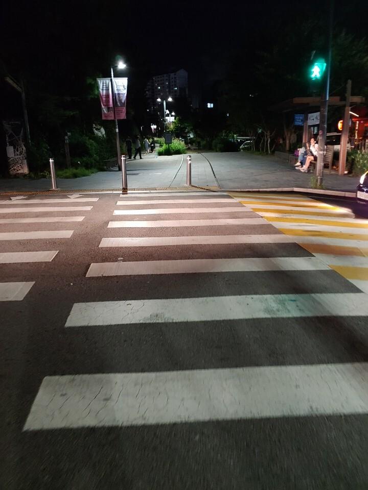 밤산책 걷기 좋은 길3