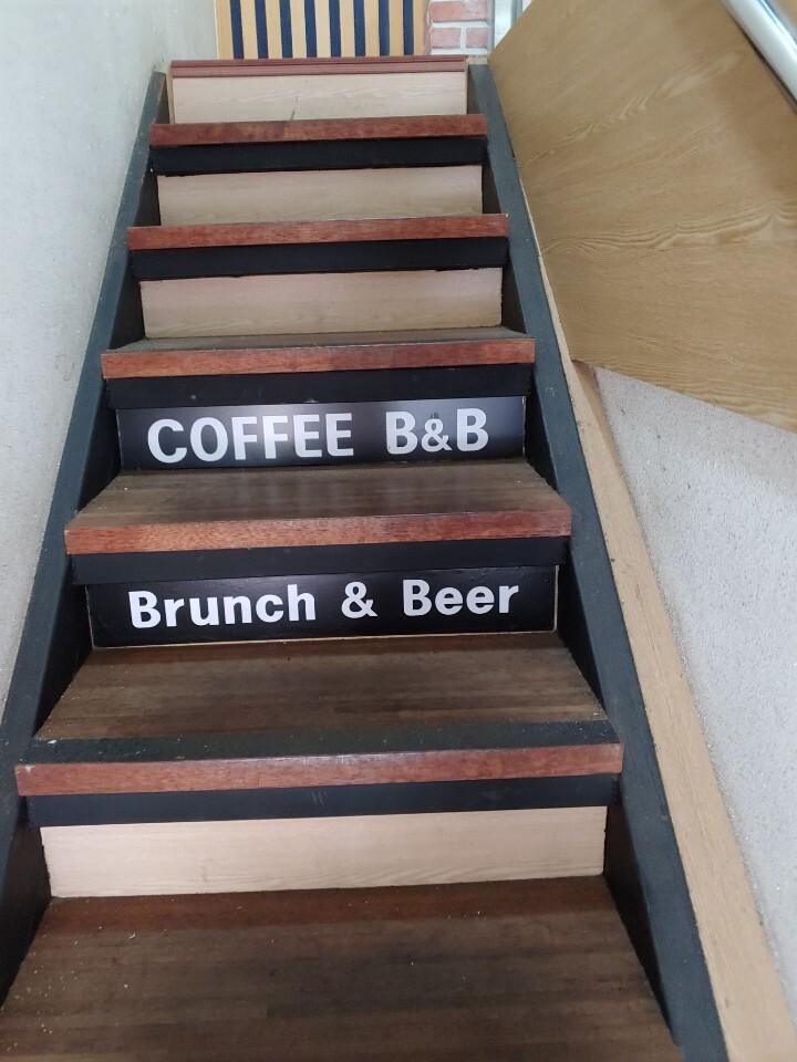 을지로4가 COFFE B&B  브런치