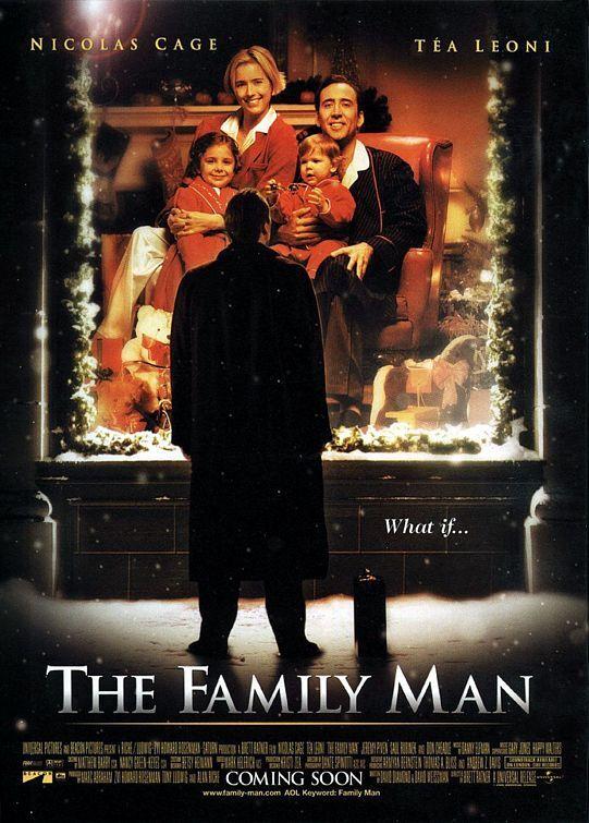 패밀리맨 ( The Family Man , 2000 ) 줄거리