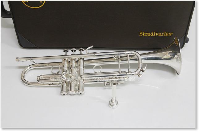 [중고 트럼펫] 중고 바하 트럼펫 180S 37(LT / 실버 / 원스타)