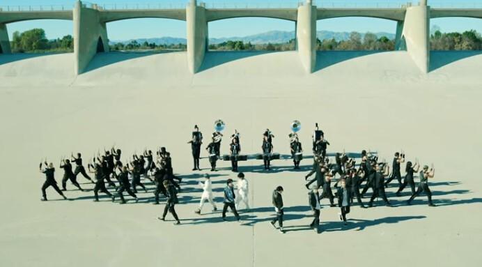 BTS(방탄소년단)'ON' 안무팀에 대해서(안무영상)