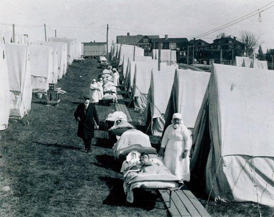 스페인 독감에 대해서 알아봅니다