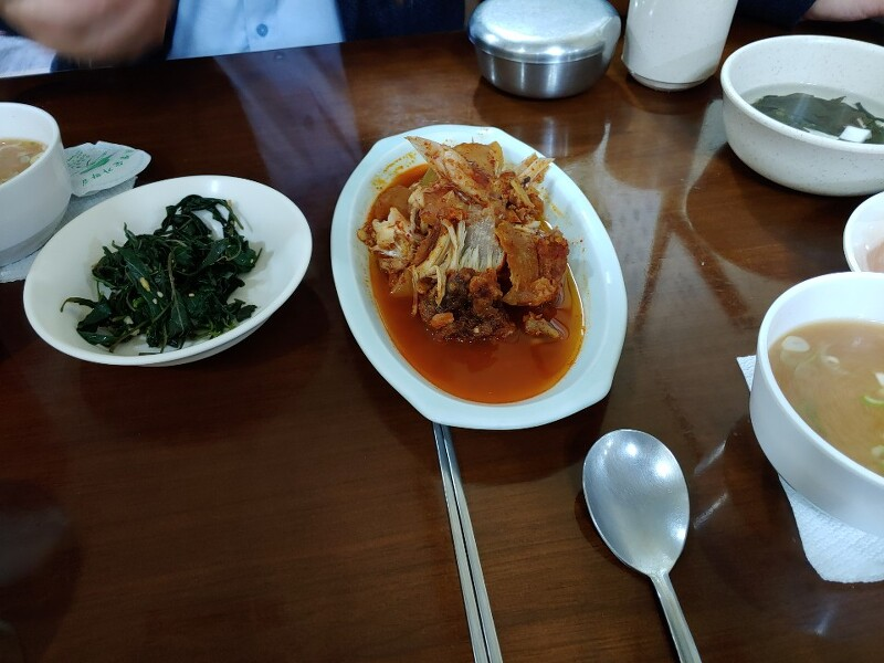 삼우일식  회덮밥