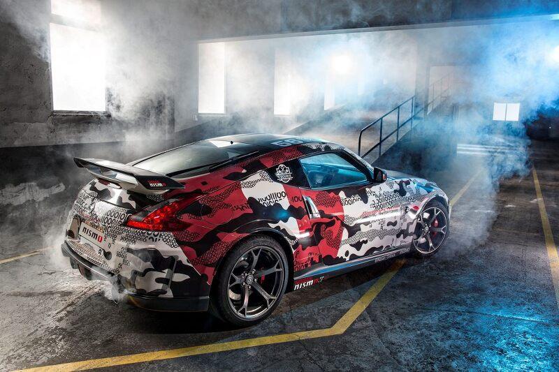 2013 닛산 370Z 니스모 에디션 커스텀 모델 화려하고 큰 사진들
