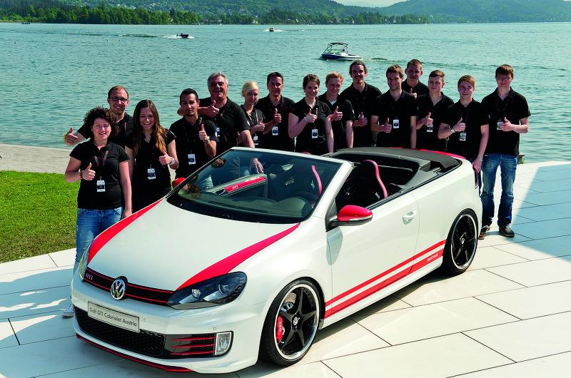2013 폭스바겐 골프 GTI 카브리오 오스트리아 컨셉카 대용량 사진들