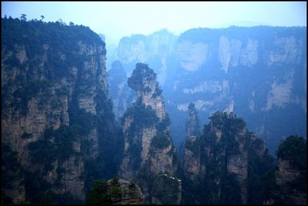 사진으로보는 세계여행 중국 장가계 1탄