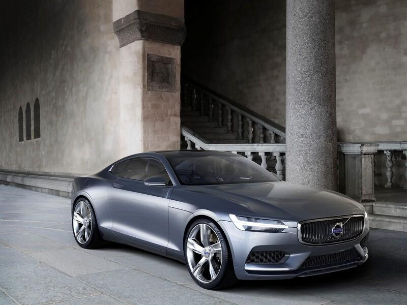 2013 볼보 컨셉 쿠페(Volvo Concept Coupe) 초대형 사이즈 사진 - 2013 프랑크푸르트 모터쇼