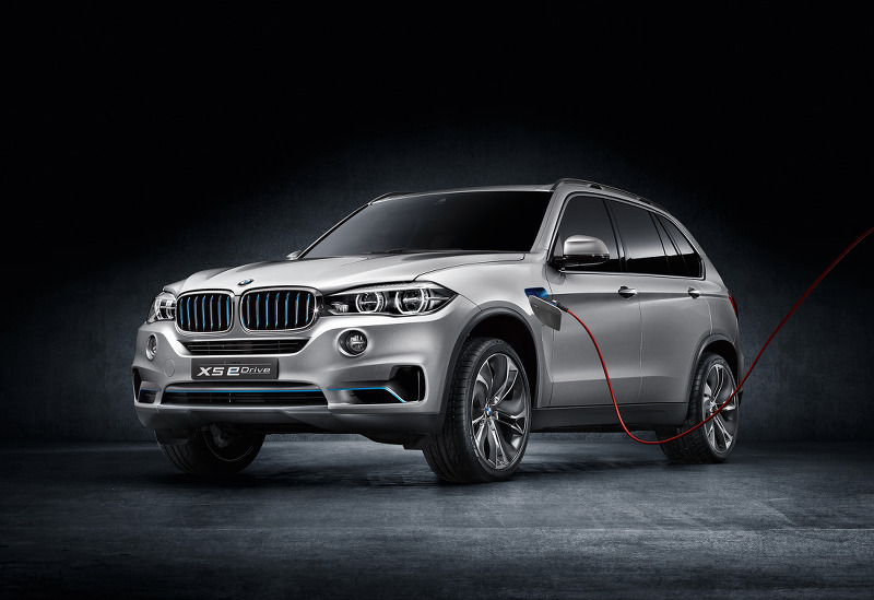 2014 BMW 컨셉 X5 e드라이브 - 2013 프랑크푸르트모터쇼