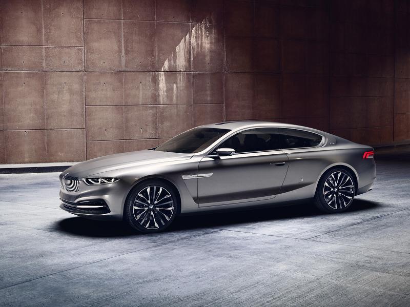 2013 BMW 피닌파리나 그란 루쏘 쿠페 컨셉카 고화질 사진들