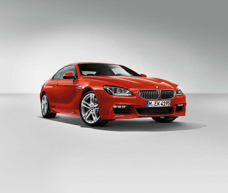 2014 BMW M6 콤페티션 패키지 원본 사진들 모음