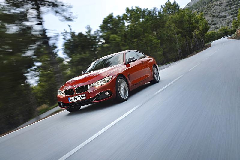 2014 BMW 4시리즈 쿠페 큰 사진들만 모음 part1