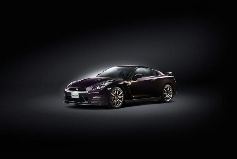 2014 닛산 GT-R 미드나이트 오팔 에디션 대용량 사진들