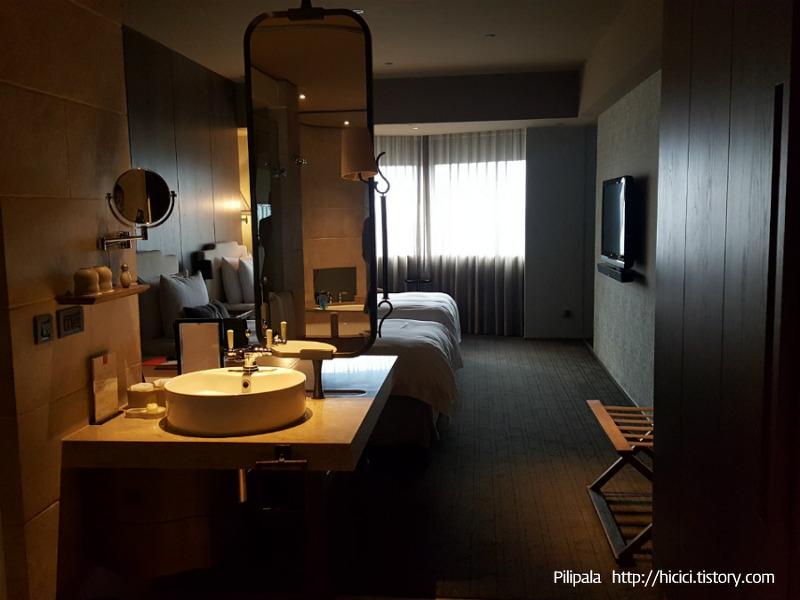 대만 호텔 추천 - 팔레드쉰 호텔 (5성급) 후기